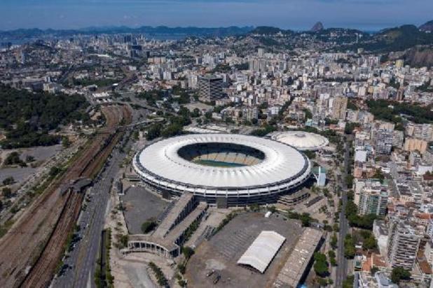 Copa America - Faux tests PCR au Maracana pour la finale