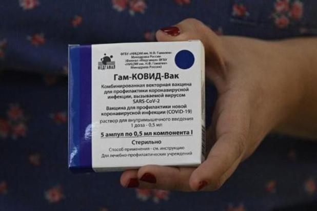 Rusland stelt Afrika 300 miljoen doses van Sputnik V vaccin ter beschikking