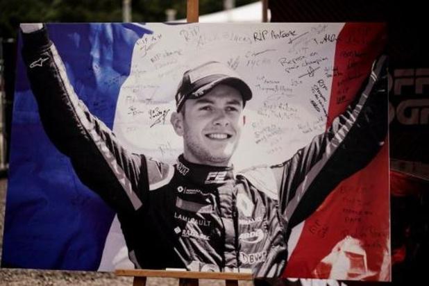 Un an et demi après le crash mortel de Spa-Francorchamps, Correa fait son retour