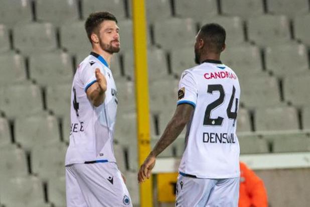 Club Brugge laat geen steek vallen tegen Cercle Brugge