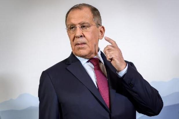 "Russische Buitenlandminister bezorgd over ""anti-blank"" racisme in VS"
