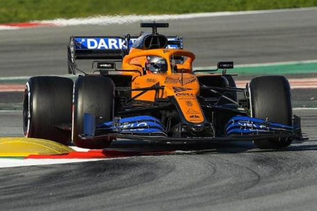 L'écurie McLaren se retire du Grand Prix d'Australie de Formule 1