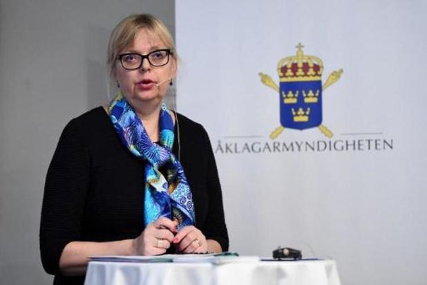 Suède: le parquet abandonne les poursuites pour viol contre Julian Assange