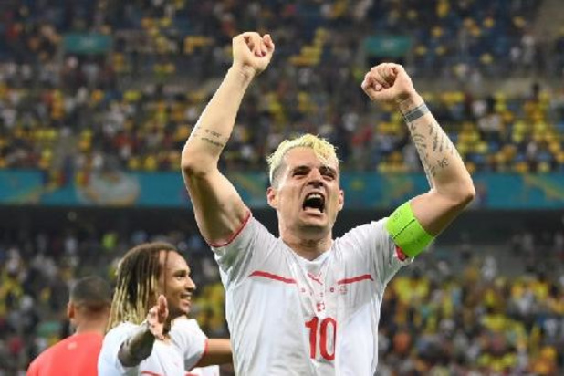Euro 2020 - Granit Xhaka désigné Homme du Match après France/Suisse