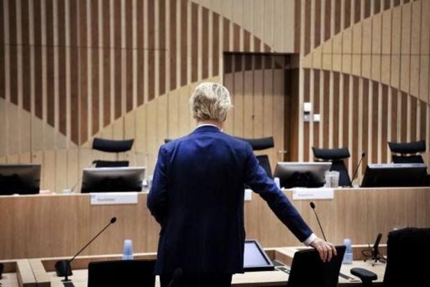 Dix ans de prison pour l'agresseur potentiel du politicien néerlandais Geert Wilders