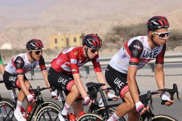 Tour de France: Tadej Pogacar (UAE Team Emirates) bien entouré pour tenter le doublé