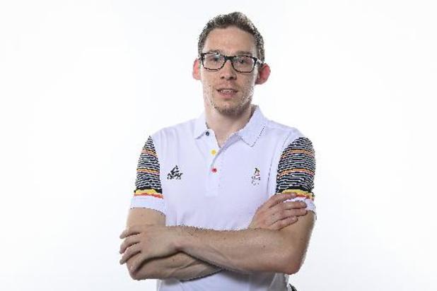 Paralympische Spelen - Bart Brands is niet opgewassen tegen nummer twee van de wereld