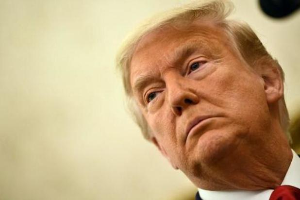 Trump waarschuwt Iran na raketaanvallen in Irak