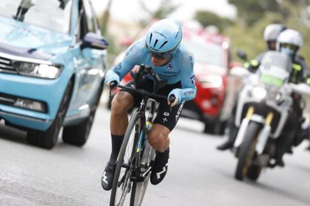 Tour d'Italie - Un Danois qui rit, un Danois qui pleure