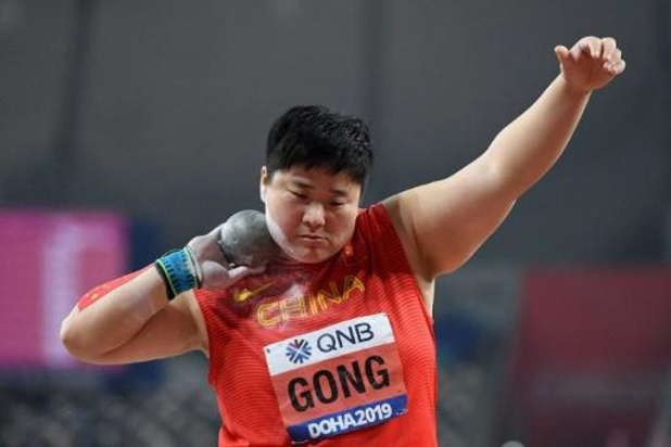 Coronavirus - Un premier meeting d'athlétisme en salle en Chine a pu se tenir samedi à Pékin