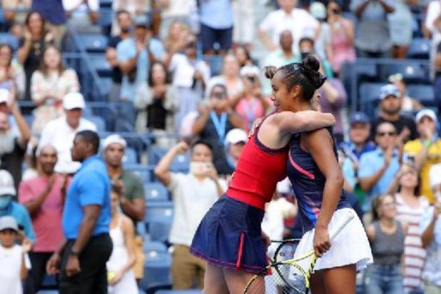 US Open - Canadese tiener Leylah Fernandez schakelt ook Elina Svitolina uit