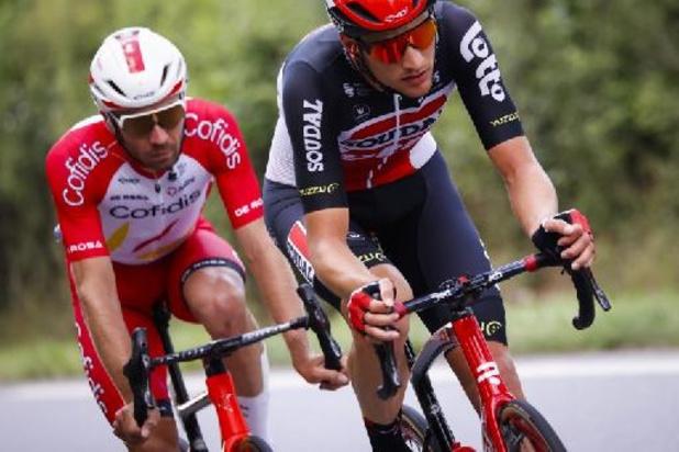 Tour de France: Mark Cavendish remporte au sprint la 4e étape