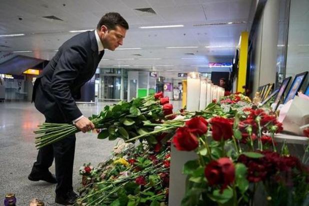 Dag van nationale rouw afgekondigd in Oekraïne