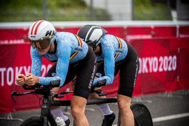 Jeux Paralympiques: Victime d'une chute, Griet Hoet abandonne lors de la course en ligne