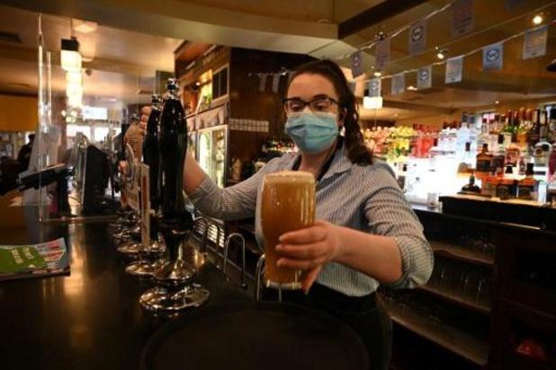 Engelse pubs verwachten 13 miljoen 'pints' te tappen tijdens EK-finale