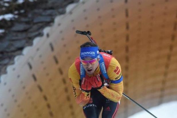 Simon Schempp, quadruple champion du monde de biathlon, prend sa retraite à 32 ans