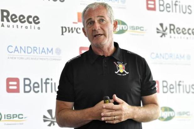 Sportgala 2019 - Shane McLeod volgt Roberto Martinez op als Coach van het Jaar