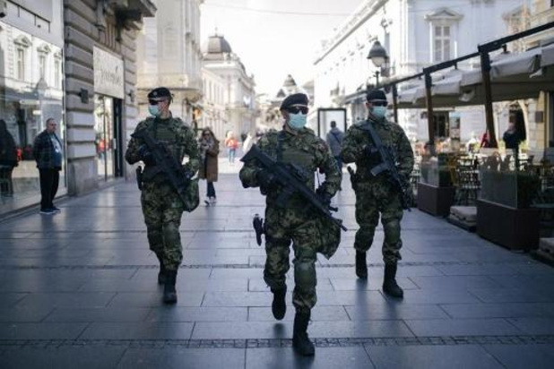 Coronavirus - Servië versoepelt lockdownmaatregelen na dinsdag