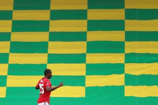 Coupe d'Angleterre - Manchester United dans le dernier carré après sa victoire en prolongations à Norwich