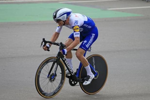 Ronde van San Juan - Fernando Gaviria wint vierde etappe, Remco Evenepoel blijft leider
