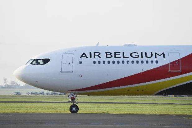 Nog een vlucht met geëvacueerden geland op Melsbroek