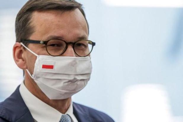 La Pologne appelle à un sommet extraordinaire de l'UE sur le Bélarus