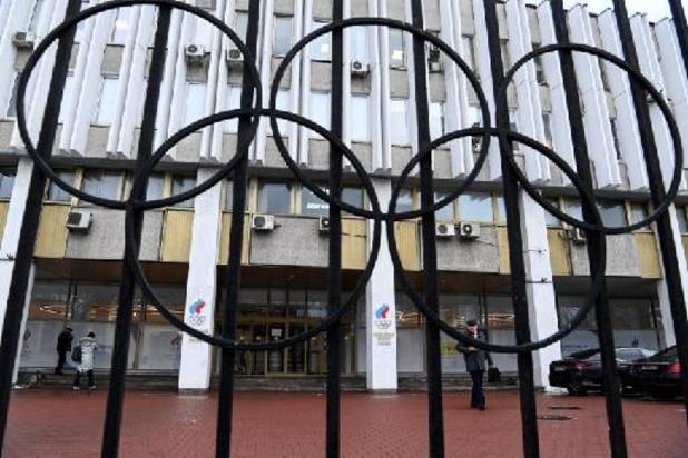 La Russie prévoit d'envoyer 300 à 350 athlètes à Tokyo