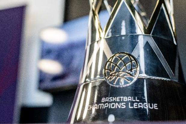 Ligue des Champions de basket - Saragosse et Pinar Karsiyaka se hissent en demies