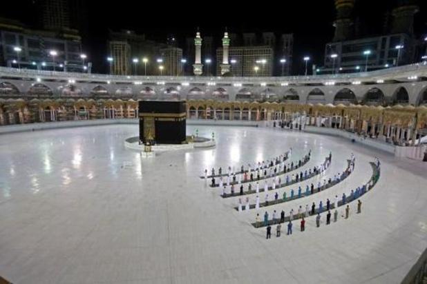 Coronavirus - Le pèlerinage annuel à la Mecque commence le 29 juillet