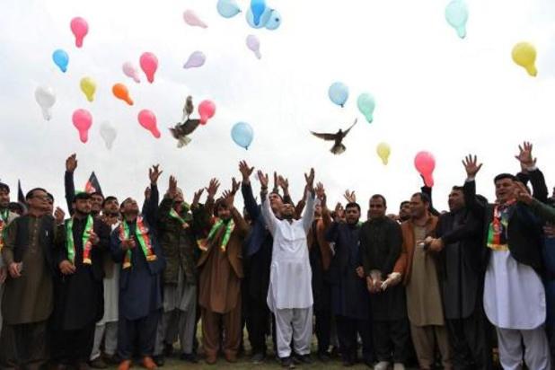 Week van relatieve kalmte doet hoop op vrede in Afghanistan toenemen