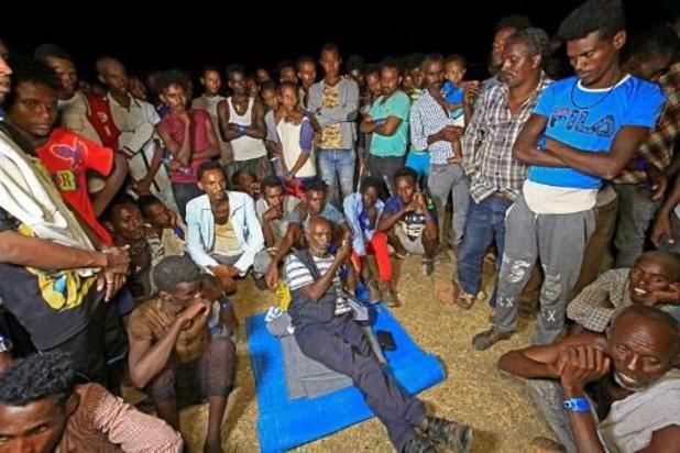 Conflict Ethiopië - Tigray vuurt weer raketten af op Amhara
