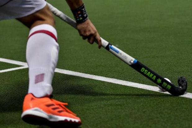 Le Léopold face aux Néerlandais de Kampong en quarts de finale de l'EHL