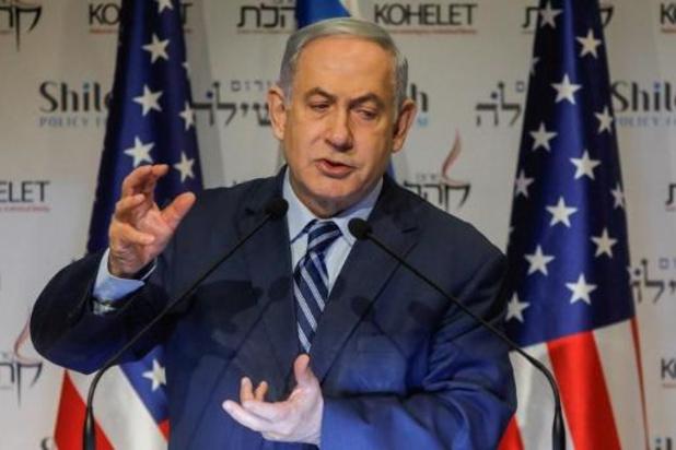 """Netanyahu prévient l'Iran d'une riposte """"retentissante"""" en cas d'attaque contre Israël"""