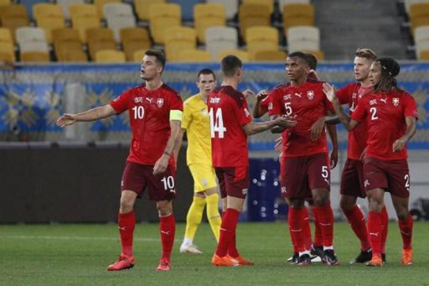 Le TAS confirme la défaite par forfait de l'Ukraine en Suisse
