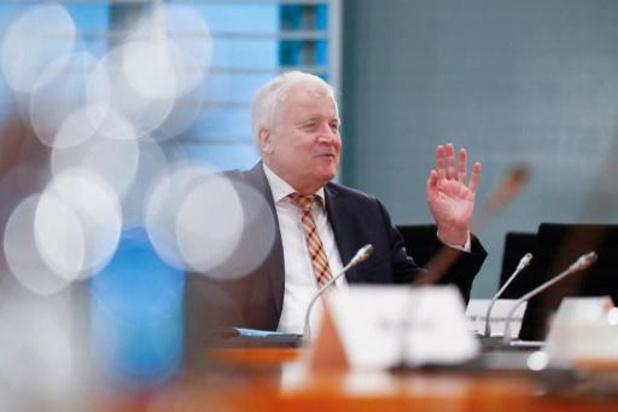 """Duitse binnenlandminister Horst Seehofer """"teleurgesteld"""" in nieuwe Europese Commissie"""