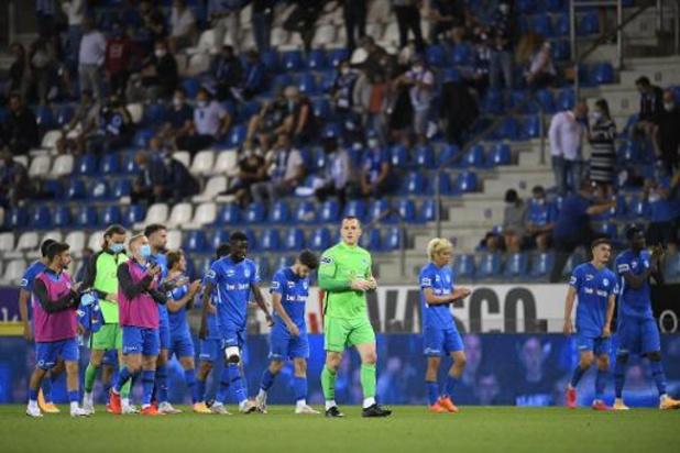 Minister Weyts reduceert stadioncapaciteit KRC Genk wegens overtreden coronamaatregelen