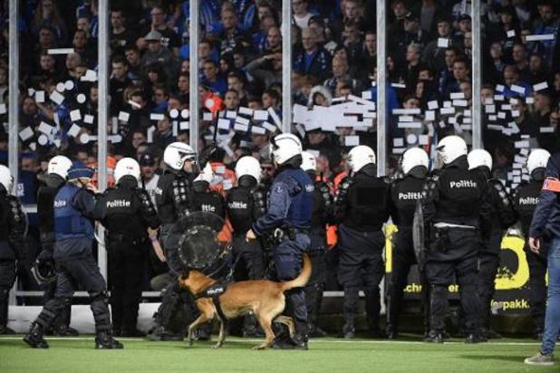 Jupiler Pro League - Pro League betreurt en veroordeelt incidenten in tumultueuze Limburgse derby