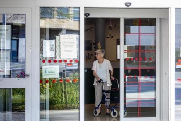 Nog zeker tot zondag geen bezoek in Brusselse woonzorgcentra