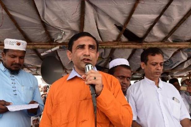 Rohingya-leider Mohib Ullah vermoord in Bangladesh