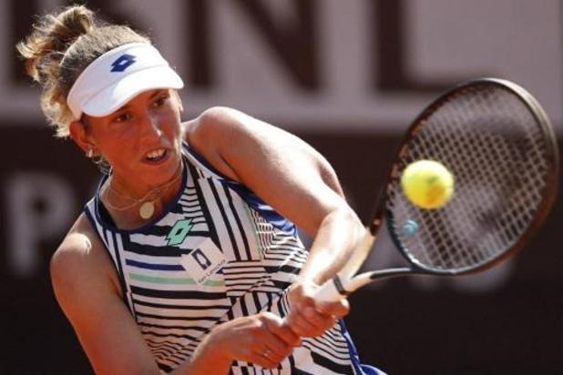 Mertens in kwartfinales WTA-toernooi Rome
