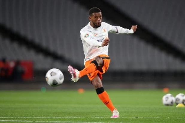 Le milieu de terrain néerlandais Giorginio Wijnaldum (Liverpool) rejoint le PSG pour 3 ans