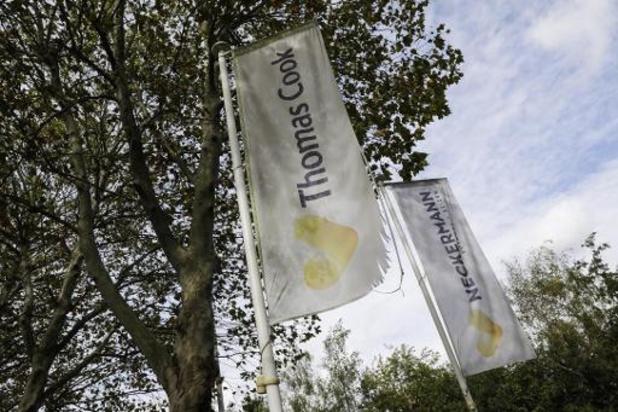 Wamos ferme principalement des agences Thomas Cook/Neckerman en Flandre
