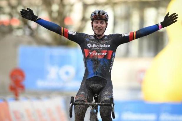 """Trophée X2O - Aerts décroche son 20e succès professionnel après quatre mois de disette: """"Enfin!"""""""
