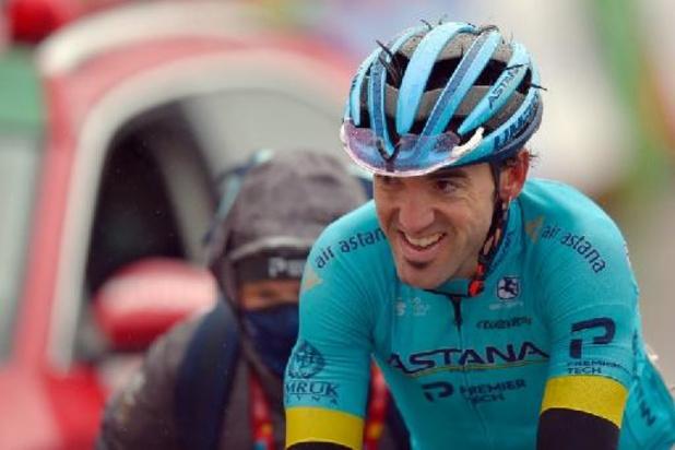 Ion Izagirre enlève la 4e étape, McNulty en jaune aux dépens de Roglic