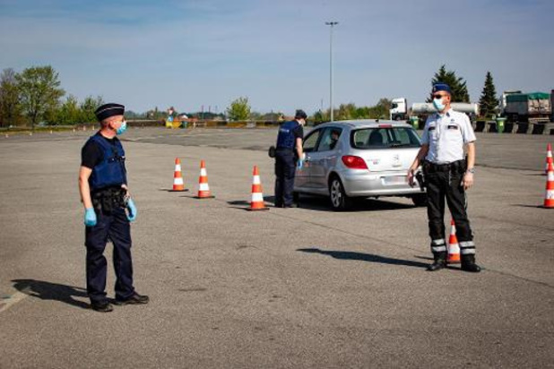 Coronavirus - Franse lokale politici eisen dringend heropening van Frans-Belgische grens