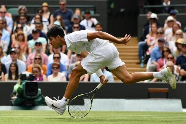 ATP Umag - Gasquet en Alcaraz spelen de finale
