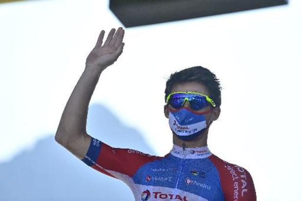 Victoire au sprint le GP Jef Scherens de Niccolo Bonifazio, comme il y a deux ans