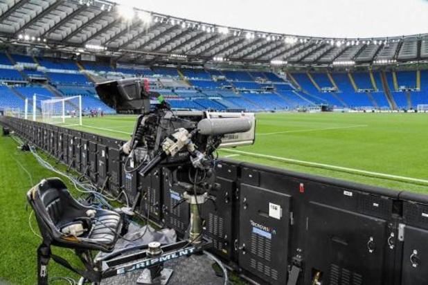 L'UEFA va rembourser 575 millions d'euros aux chaînes de télévision en raison du Covid-19
