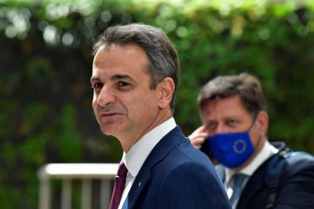 Faute d'avancée, l'Europe devra sanctionner la Turquie, estime le Premier ministre grec