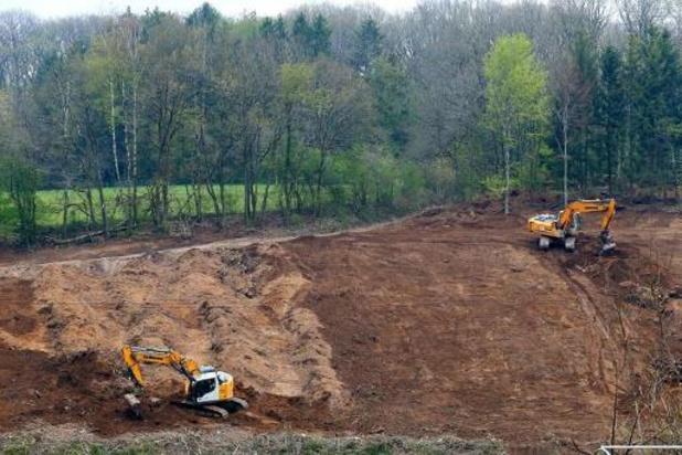 Disparition d'Estelle Mouzin: nouvelle journée de fouilles infructueuse dans les Ardennes